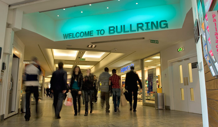 Bullring Shopping Centre