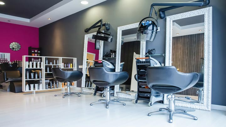 image of Philips UV-C luminaires for Hair and beauty salons