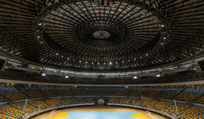 Cairo Stadium - Indoor Hall