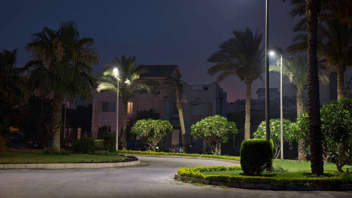 Philips Lighting Egypt Projects Video