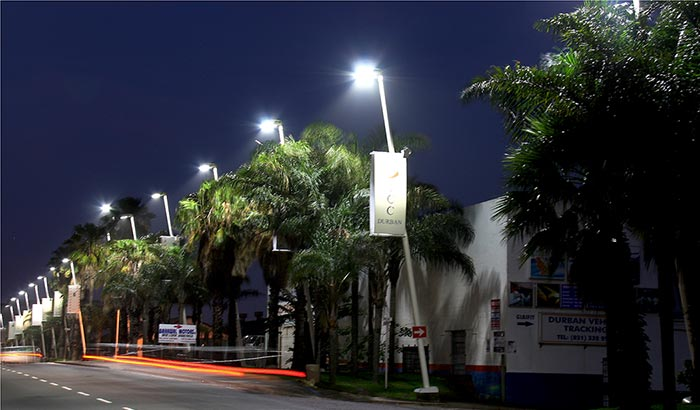 Durban Street Lighting